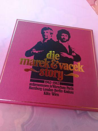 Discuri vinyl Marek and Vacek +autograf
