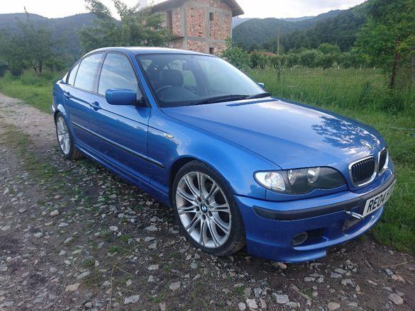 БМВ Е46 325иА 192коня - на части BMW E46 325i 192hp Индивидуал