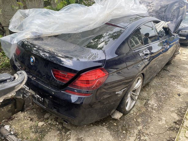 Bmw 640d grabe coupe motor functional