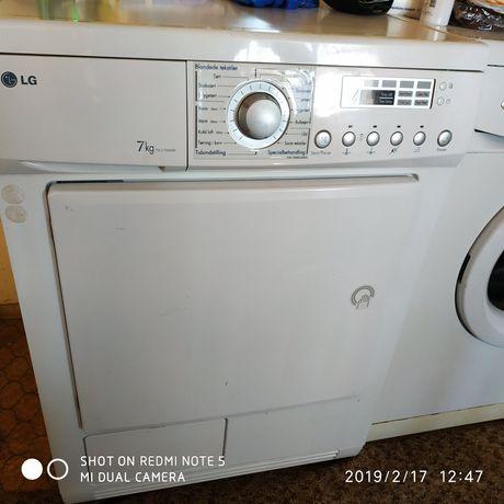 Сушилна LG TD-C70040e за ремонт