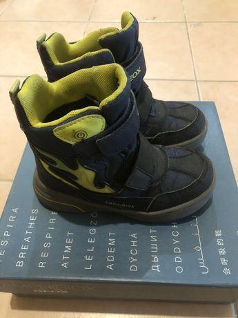 Ботинки зимние geox оригинал