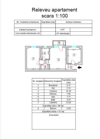 Inginer topograf/Măsurători/Relevee