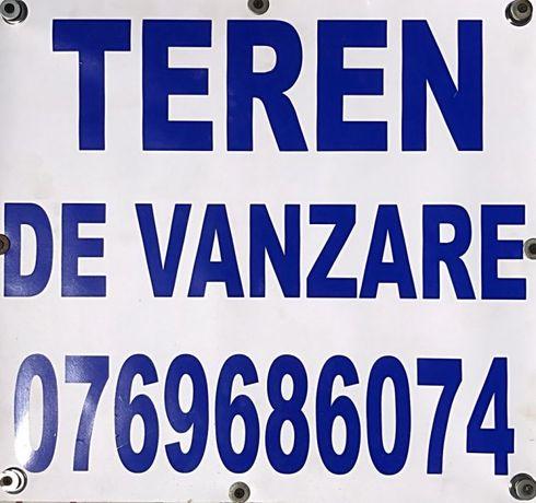 Teren intravilan 6,5 €/m2 negociabil cartier Criviteni