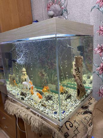 Продам аквариум отличного состояния