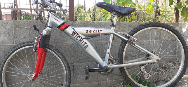 Bicicletă grizzly wichita