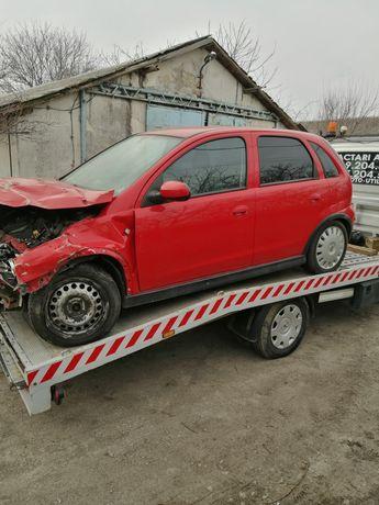 Oglindă manuală stânga/dreapta originală Opel Corsa C Facelift  Z547.