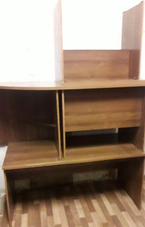 Офисная мебель столы шкафы