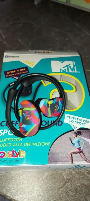 Casti bluetooth MTV Sport Hi-Sound