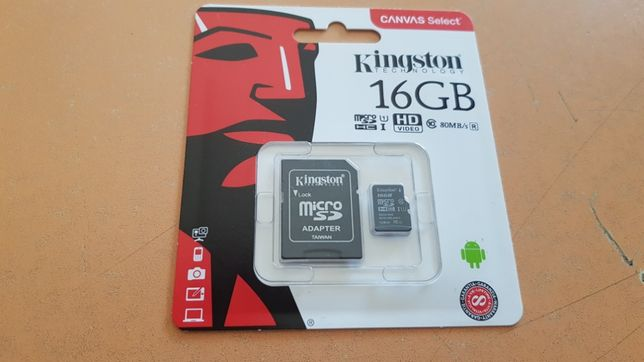 card micro sd 16 gb
