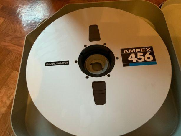 AMPEX /NAGRA ( катушка, мгнитная лента, головки )