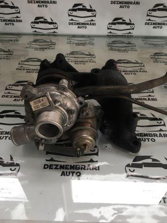 Turbo turbina turbosuflanta Toyota yaris 99-05 1,4 d4-d
