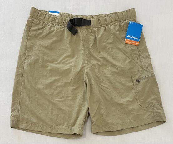 Pantaloni scurti COLUMBIA (L barbat) OMNI-SHADE protectie UV drumetii