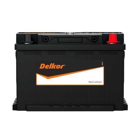 Аккумулятор Делкор 74. Производство Южная Корея.