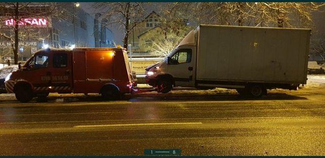 Platformă Tractari auto NON STOP asistență rutieră consiliere avariate