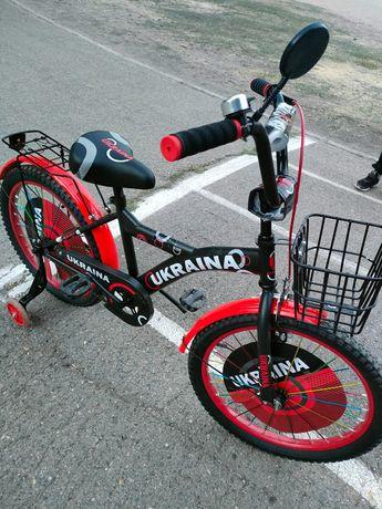 Велосипед производства Украина