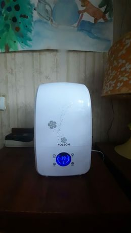Увлажнитель ионизатор воздуха