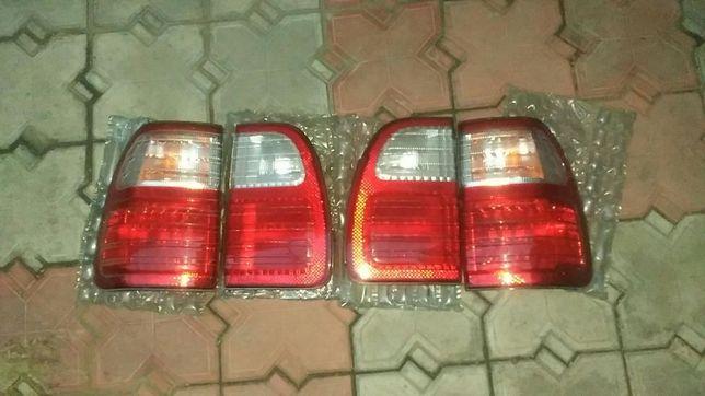 Lexus LX 470 , задние фонари, кузов LX J100.