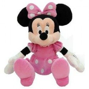 Mascota de plus Disney Minnie Mouse 35 CM Original - IEFTINA
