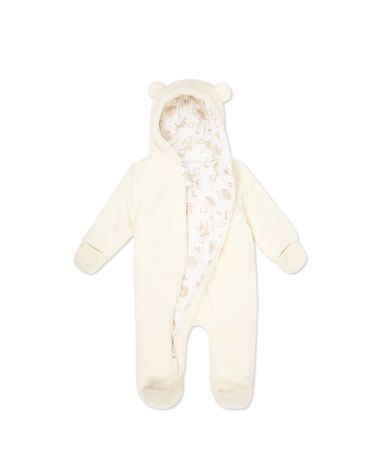 Мягкий комбинезон Baby Go 62 см, комбинезон мишка, медвежонок