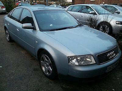 Audi A6 2.5 tdi, 2002г, На части