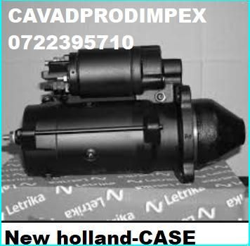 Electromotor cu reductor tractor FORD NEW HOLLAND-CASE,putere 3.2KW