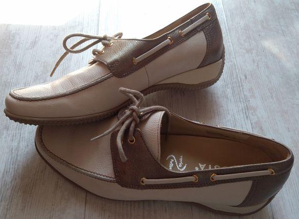 Дамски обувки Hassia / естествена кожа
