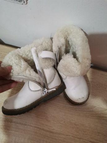 Зимние детские сапоги