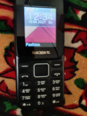 Продам новый телефон Texet