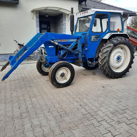 Tractor Ford 7000