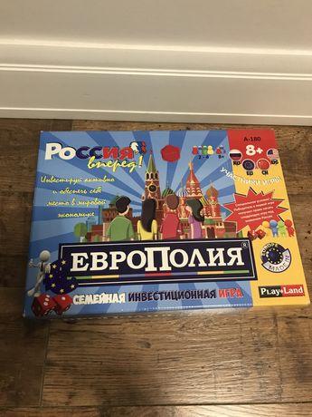 Монополия/ Европолия