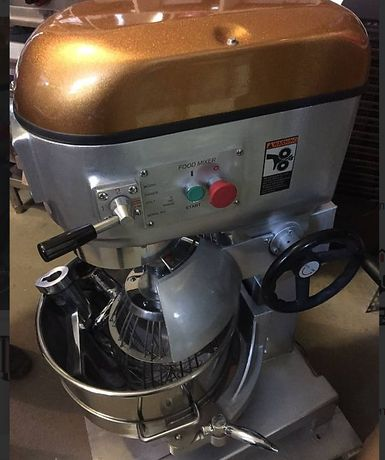 Планетарен миксер 40 литра професионален чисто нов