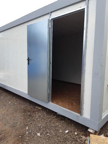 Container containere standard modular  birou vitrina monobloc santier