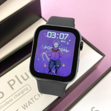 Новинка! Смарт часы M26 Plus под Apple watch 6 + Беспроводная зарядка