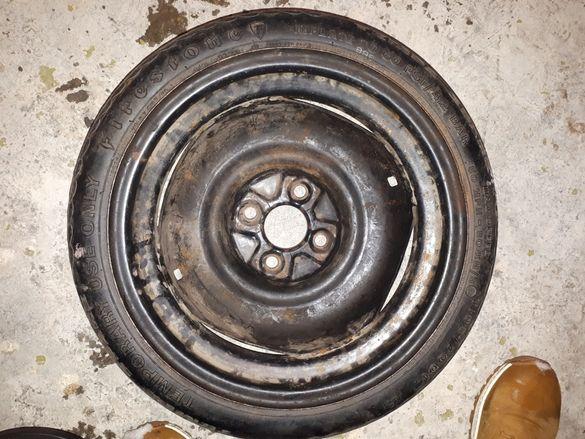 Резервна гума патерица golf 3 голф 3