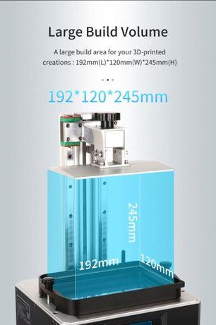 ANYCUBIC Photon Mono X LCD DLP SLA UV смола 3D Printer 3Д Принтер