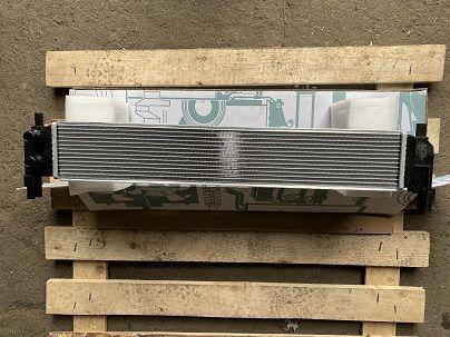 Радиатор охлаждения дополнительный AUDI A3/Octavia/golf (13-) 1.2-1.4