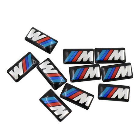 Stickere Logo BMW ///M Jante Volan Bandouri Etc.