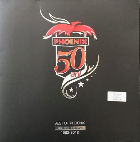 Vinil Phoenix 50 - best of - SILVER