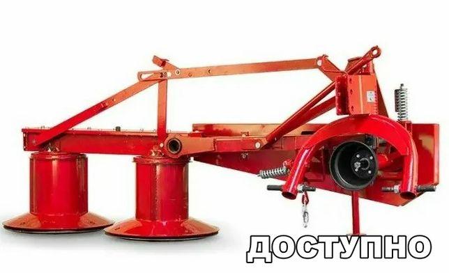 Косилка роторная WIRAX 1.35 CATMANN
