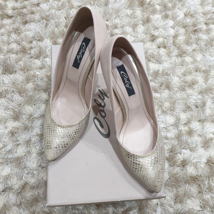 Pantofi piele,model elegant Bacau - imagine 1