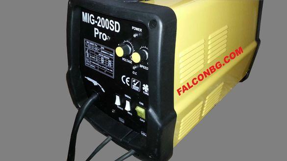 MIG-200SD PRO телоподаващ апарат
