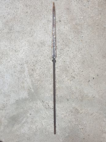 Sulita / lance veche medievala