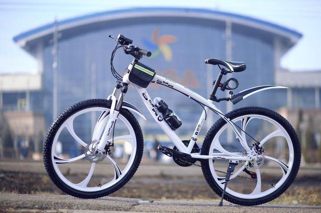 Велосипеды горные и городские