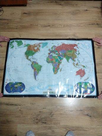 Harta lumii national geographic