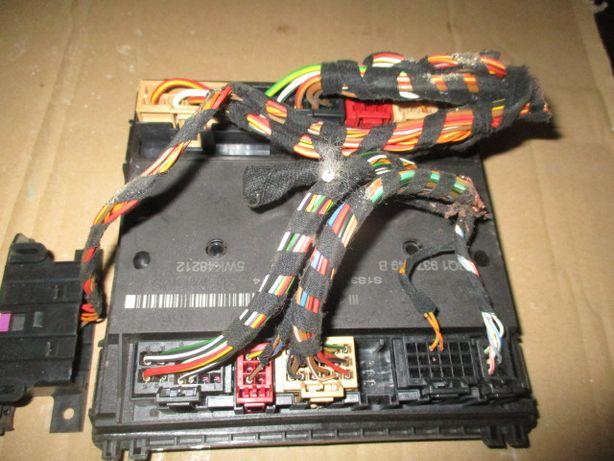 Calculator modul Confort Polo Fabia A2 Seat cod 6Q1937049B probat