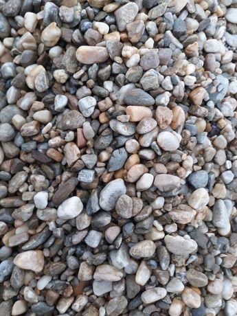 Vand piatra pietris refuz de ciur pentru drum terase terasament 16-32
