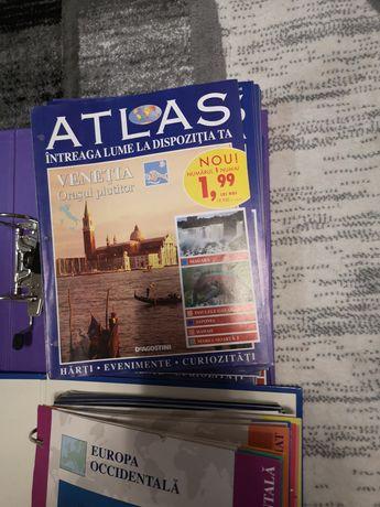 Atlas--întreaga lume la dispoziția ta