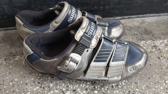 Продавам обувки за колоездене Shimano SH-M181 B, SPD