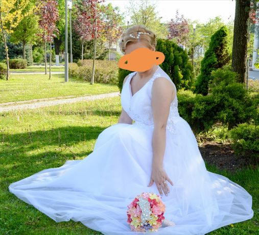 Rochie de mireasa mărimea L