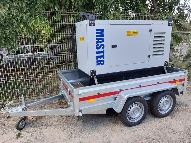 Generator curent 21 KVA